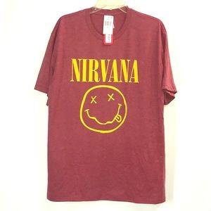 Nirvana Graphic Tee